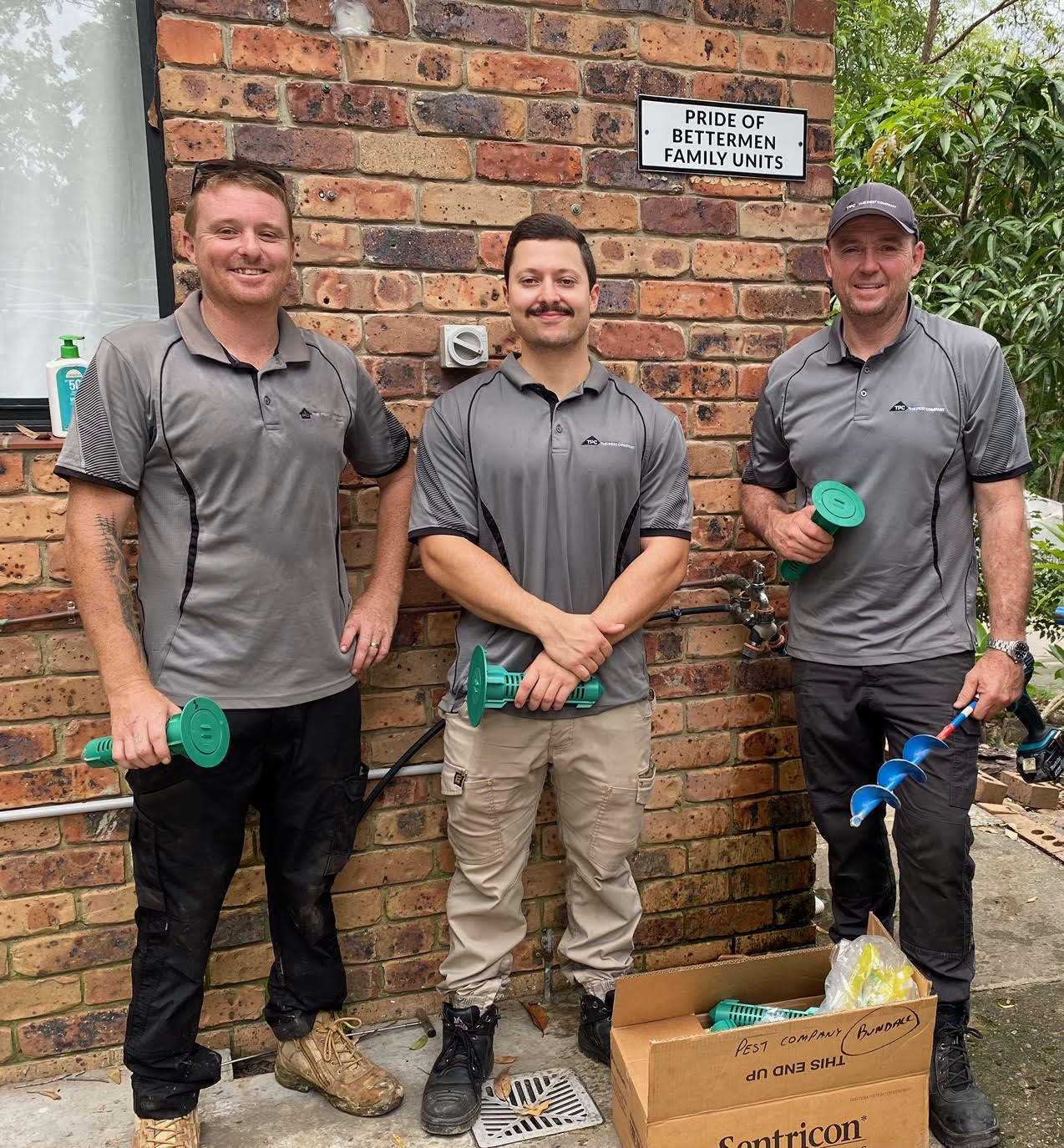 The Pest Company Support Womens Refuge